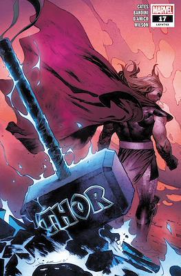 Thor / El Poderoso Thor / Thor - Dios del Trueno / Thor - Diosa del Trueno / El Indigno Thor (2011-) #124/17