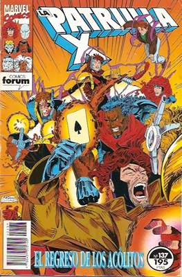 La Patrulla X Vol. 1 (1985-1995) (Grapa) #137