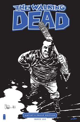 Image Giant-Sized Artist's Proof Edition: The Walking Dead #100