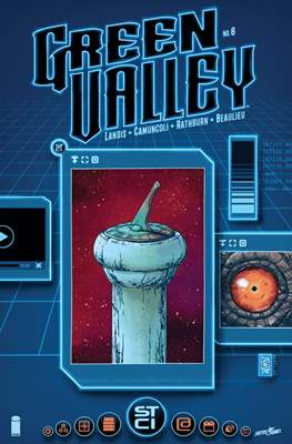 Green Valley (Comic Book) #6