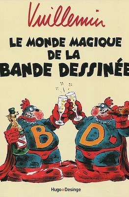 Le monde magique de la bande dessinée