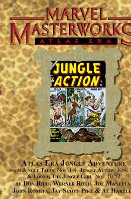 Marvel Masterworks (Hardcover) #159