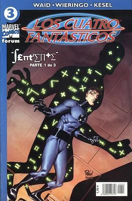 Los 4 Fantásticos Vol. 5 (2003-2004) (Grapa 24 pp) #3