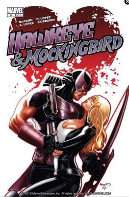 Hawkeye & Mockingbird (2010-2011) (Digital) #6