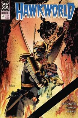 Hawkworld (Comic Book) #4
