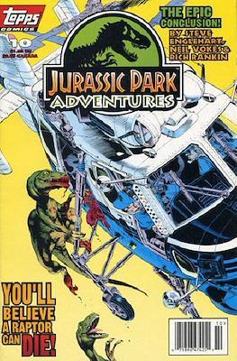 Jurassic Park Adventures (Comic Book) #10