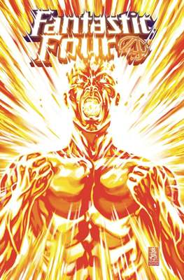 Los 4 Fantásticos / Los Cuatro Fantásticos Vol. 7 (2008-) #138/38