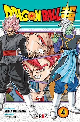 Dragon Ball Super (Rústica) #4