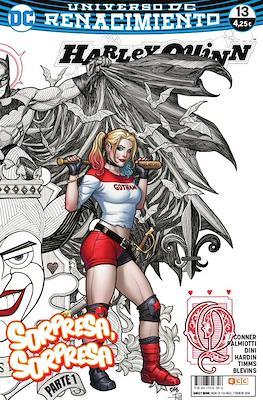 Harley Quinn. Nuevo Universo DC / Renacimiento (Rústica / Grapa) #21/13