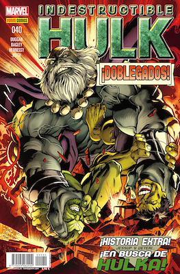 El Increíble Hulk Vol. 2 / Indestructible Hulk / El Alucinante Hulk / El Inmortal Hulk (2012-) (Grapa) #40