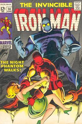 Iron Man Vol. 1 (1968-1996) (Comic book) #14