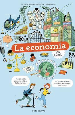 La Economía en cómic (Cartoné 48 pp)
