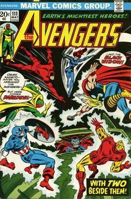 The Avengers Vol. 1 (1963-1996) (Comic Book) #111