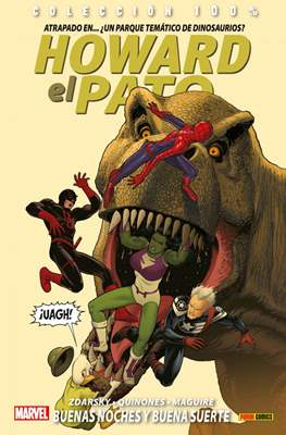 Howard el Pato. 100% Marvel (Rústica 112-160 pp) #3