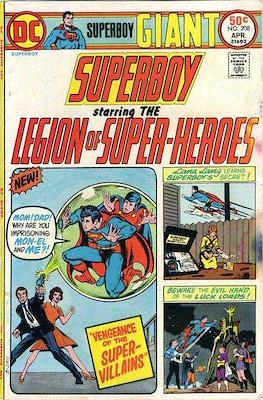 Superboy Vol.1 (1949-1977) #208