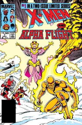 X-Men / Alpha Flight (Comic Book) #1