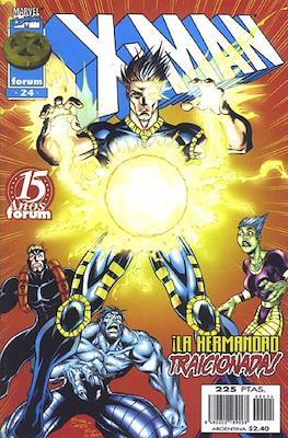 X-Man Vol. 2 (1996-2000) (Grapa 24 pp) #24