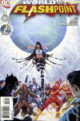 Flashpoint: The World of Flashpoint (2011) (Comic book) #3