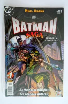 Batman Saga (2003-2004) (Grapa 32 pp) #1