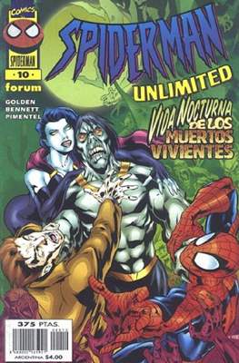 Spiderman Unlimited (1996-1999) (Grapa) #10