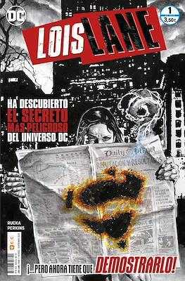 Lois Lane (Grapa) #1