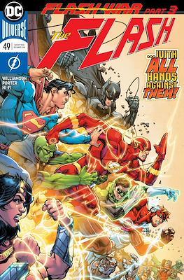 The Flash Vol. 5 (2016-2020) (Comic Book) #49