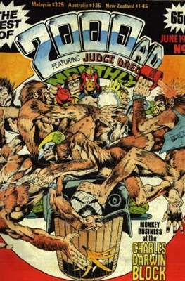 The Best of 2000 AD Monthly #9