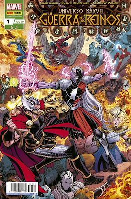 Universo Marvel: La Guerra de los Reinos (Grapa 48 pp) #1