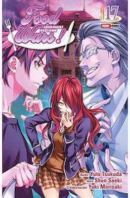 Food Wars! Shokugeki No Soma (Rústica) #17