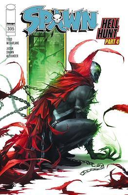 Spawn (Comic Book) #305