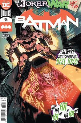 Batman Vol. 3 (2016-) #96