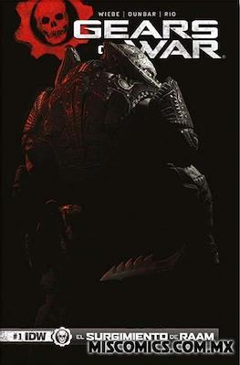 Gears of War (Portada Variante) #1.2