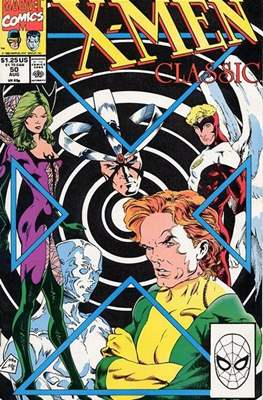 Classic X-Men / X-Men Classic (Comic Book) #50