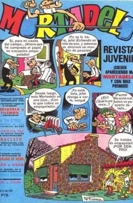 Mortadelo (1970) (Grapa) #52
