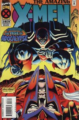 The Amazing X-Men (Comic Book 1995) #3