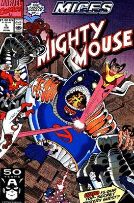 Mighty Mouse (Comic-book.) #5