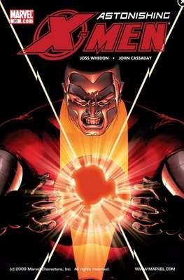 Astonishing X-Men (Vol. 3 2004-2013) (Comic Book) #20
