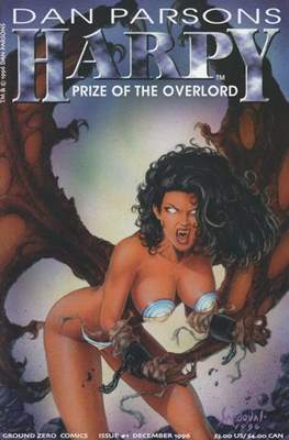 Harpy: Prize of the Overlord