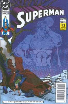 Superman: El Hombre de Acero / Superman Vol. 2 #116