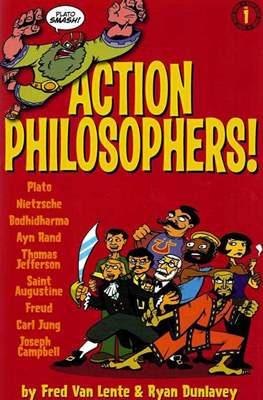 Action Philosophers! Giant-Sized Thing