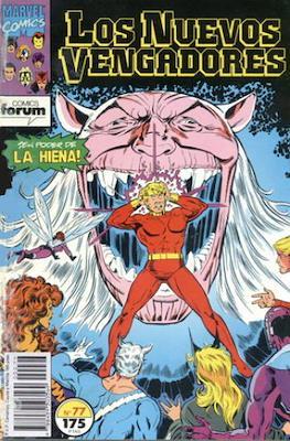 Los Nuevos Vengadores Vol. 1 (1987-1994) (Grapa 32 pp) #77