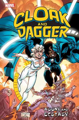 Cloak & Dagger: Agony and Ecstasy