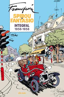 Spirou y Fantasio (Integral. Cartoné 224-264 pp) #5