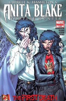 Anita Blake, Vampire Hunter: The First Death (Comic book) #1