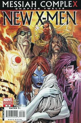 New X-Men: Academy X / New X-Men Vol. 2 (Variant Cover) #46