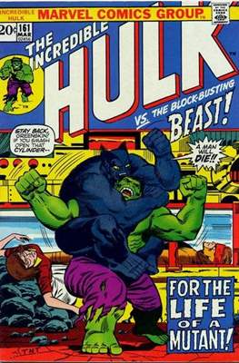 The Incredible Hulk Vol. 1 (1962-1999) (Comic Book) #161