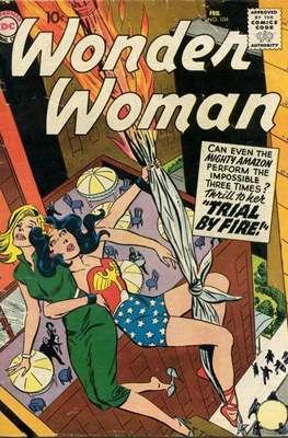 Wonder Woman Vol.1 (1942-1986; 2020-) (Comic Book) #104