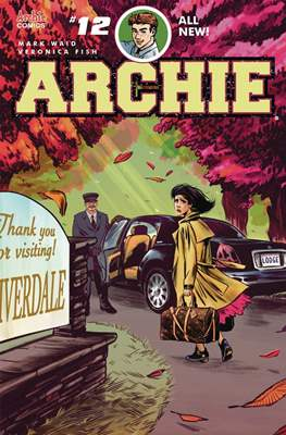Archie (2015-) (Comic Book) #12