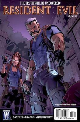 Resident Evil (Miniserie 6 números. Grapa. 24 Páginas) #3