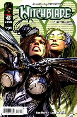 Witchblade (Comic Book) #135